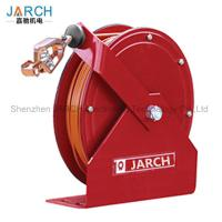 Buy cheap Industrial - Duty Retractable Grounding Reel With 100 AMP Clamp Rating,Heavy-Duty Static Grounding Hose Reels Cable from wholesalers