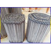 Buy cheap Food Grade Wire Belt Conveyor Wire Belt Strong Corrosion Resistance from wholesalers