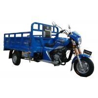 Buy cheap Commercial Chinese Trike Motorcycle Three Wheel Open Body Type for Cargo from wholesalers