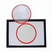Buy cheap Silicone Baking Mat/Muffin Tray Liner, Used as Gasket When Heating Food in Oven from wholesalers
