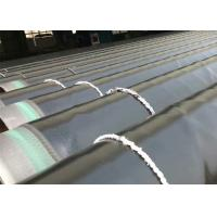 Buy cheap Inside And Outside Plastic Coated Epoxy round metal pipe For Sewage Discharge product