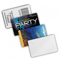 Buy cheap White Plastic NFC RFID Card 2046 Bytes , DESFire EV1 4K RFID Chip Card from wholesalers