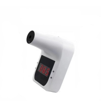 Buy cheap Wall-Mounted Thermometer Without Contact Measurement USB Power Supply For One Week Standby from wholesalers