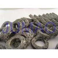 Buy cheap High Pressure Knitted Wire Mesh Tape , Car Washer Gas Liquid Knitted Wire Mesh product