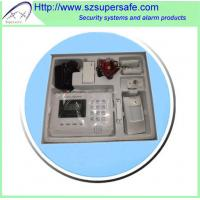 Buy cheap GSM/PSTN Dual Network Alarm System from wholesalers