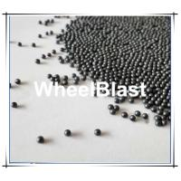 Buy cheap Wheelblast shot blasting media steel shot S660 from wholesalers