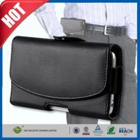 Buy cheap Black Mobile Phone Covers  Iphone 6s Belt Clip Cell Phone Holsters from wholesalers