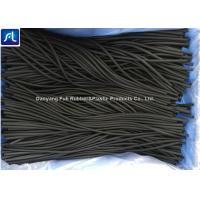 Buy cheap Flexible Clear Black Latex Rubber Tubing OEM Orders Custom Sizes from wholesalers