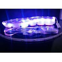 LED Flashing Shoe Light  with copper wire Flex Index bend resistant 3528 60leds for adults men