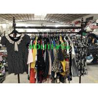 Buy cheap Southeast Asia Second Hand Fashion Clothes Mixed Size Womens Cotton Blouses from wholesalers