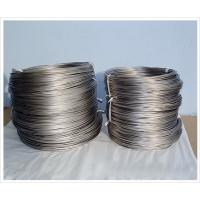 Buy cheap 0.6mm nickel titanium wire for medical from wholesalers