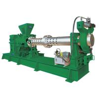 Buy cheap Strainer Extruder Rubber Processing Machine, Filter Making Machines from wholesalers
