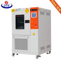 Buy cheap Customized Temperature Test Chamber 220V / 380V Rated Easy Mobility Design from wholesalers