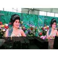 Buy cheap Super Brightness SMD LED Video Screens With 5 - 35m Viewing Distance P4.81 Flexible Operation from wholesalers