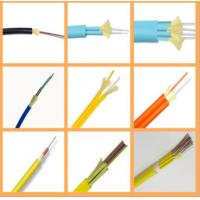 Buy cheap Single Mode 24 Core Fiber Optic Cable , Fiber Optic Network Cable Anti Flame from wholesalers