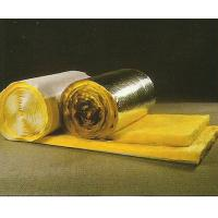 Buy cheap Aluminum Foil Glass Wool Blanket Fire Insulation For Metal Building from wholesalers
