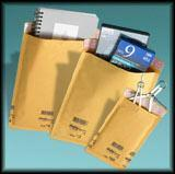 Buy cheap Easy-open Kraft padded mailer,envelope,mailing bag from wholesalers