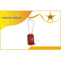 Buy cheap Custom Promotion Couple Personalised Dog Tags For Adult And Children from wholesalers