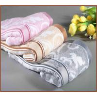Buy cheap High quality 3-5 star hotel or household 100% cotton  use bath towels product