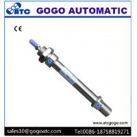 Buy cheap 12mm bore 50mm stroke double acting valve actuator cylinder pneumatic C8512-50 compact air cylinders from wholesalers