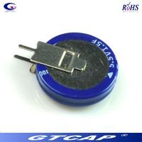 China coin type ultra capacitor on sale