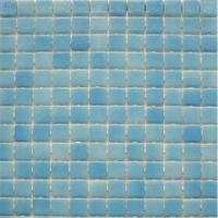 swimming blue pool tile crystal decoration