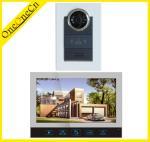 Buy cheap 7 LCD Touch Keypad Video Door Phone Doorbell Intercom Motion Detector from wholesalers