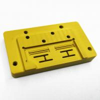 Buy cheap High Speed Torlon Plastic Machining Services For Mobile Phone SIM Card Fixture from wholesalers
