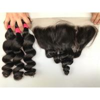 Buy cheap 18 Inch Peruvian Human Losse Wave Yetta Hair Hair Extensions CE BV SGS from wholesalers