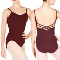 Buy cheap Adult multi-back ballet leotard dance wear dance costume gymnastic leotard apparel from wholesalers