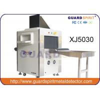 Buy cheap Small size airport x ray baggage scanner , x ray detection systems for security inspection from Wholesalers