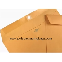 Buy cheap 6x9 9x12 10x13 Golden Brown Paper Self Adhesive Envelope File from wholesalers