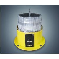 Buy cheap LED solar powered obstruction light/Solar aircraft warning light for monopole from wholesalers