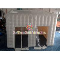 Buy cheap PVC Square Airtight Tent For Weddings , Inflatable Air Tents For Camping from wholesalers