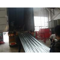 Buy cheap Sound Insulation Fireproof Magnesium Oxide Wall Panel Making Machine High Performance from wholesalers