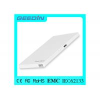 Buy cheap S90 2000mAh Super Slim Credit Card Power Bank Portable Charger With Quick Charge from wholesalers