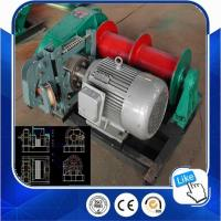 Buy cheap Wireless 380V 440V 445V Electric Tractor Winch from wholesalers