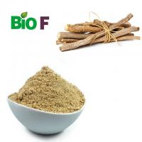 Buy cheap Licorice Extract Powder 30% Glycyrrhizic Acid Applied In Pharmaceuticals Industry from wholesalers