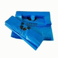 Buy cheap Blue Medical Biohazard Waste Bags Flat Opening For Garbage Packaging ISO14001 product