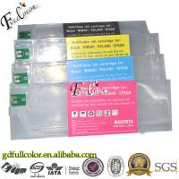 Buy cheap Save Cost 440ml / 220ml 6 Color Refillable Ink Cartridge Mimaki ES3 For JV30 With Permanent Chip from wholesalers
