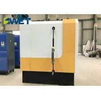Buy cheap 500KG Running Stable Biomass Wood Boiler , Wood Chip Steam Boiler For ISO Tank from wholesalers