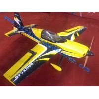 Buy cheap Edge 540 30cc Professional balsa wood gas plane model manufactory from wholesalers