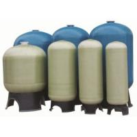 Buy cheap High Quality Winding Process Chemical FRP Fiberglass Water Softener Tank from wholesalers