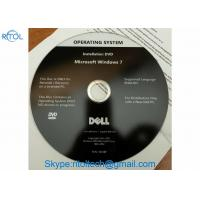 Buy cheap Dell Microsoft Windows 7 Professional 64 Bit Sp1 Installation Win 7 Pro And Driver Dvd from wholesalers