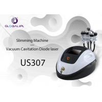 Buy cheap Skin Tightening 1200W 50J 5 In 1 Cavitation Machine from wholesalers