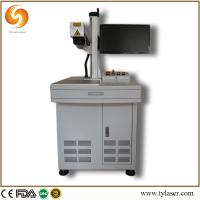 Buy cheap CNC 30W JPT Mopa Automatic Laser Marking Machine Crafts Gifts Marking Application from wholesalers