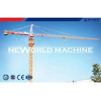 Buy cheap 8 Tons QTZ 100 (6012) Tower Crane For Building Construction from wholesalers