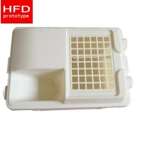 Buy cheap Engineering Plastic PVC / PPS / POM Vacuum Casting Silicone Mold from wholesalers