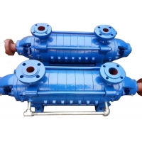 Buy cheap Horizontal Self-Balanced High Pressure Multistage Centrifugal Pump Boiler Feed Water Pump Duplex Stainless Steel from wholesalers