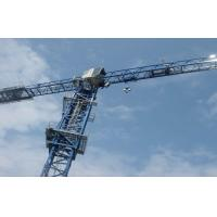 Buy cheap Painted QTZ Series Construction Tower Crane 150M Height With 5 Wall-attached Frame from wholesalers